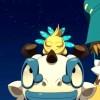 Adamaï va créer six plumes magiques pour chaque membre de la confrérie du tofu