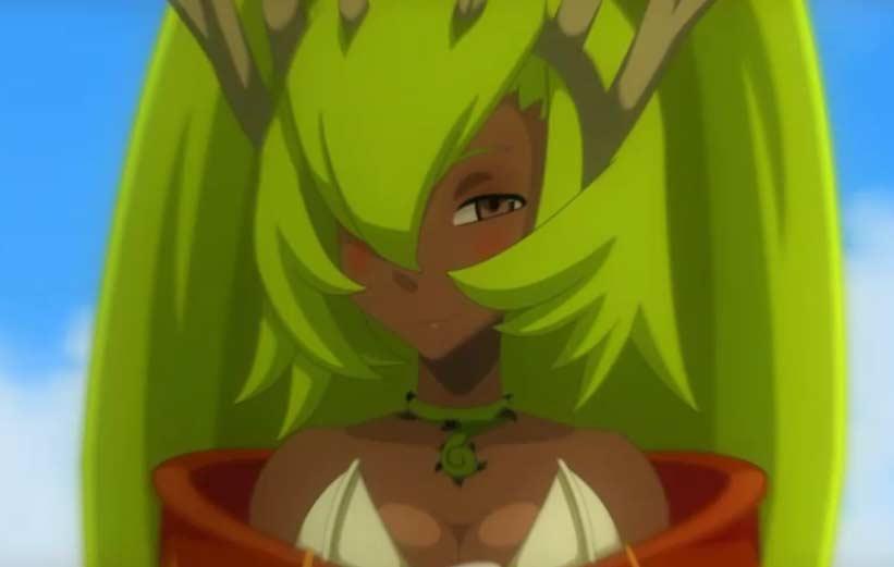 La mère d'Amalia (Wakfu)