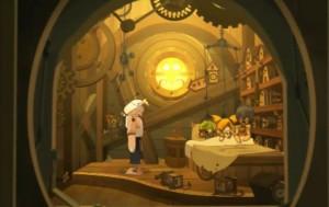 Le théâtre de marionnettes permet à Nox de revivre des scènes de son passé