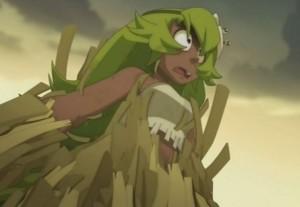 Amalia meurt en même temps que l'Arbre de Vie