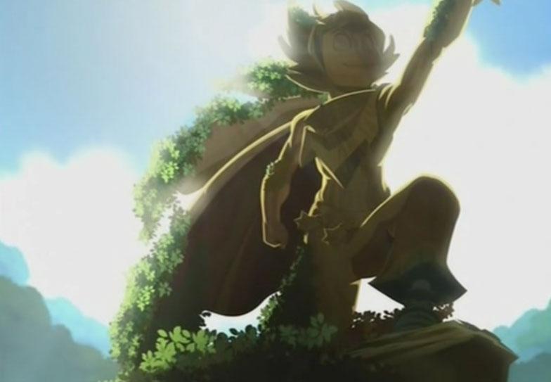 Les sadidas ont érigé une statue à l'effigie de Tristepin