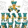 Yugo Model Sheet (Wakfu)
