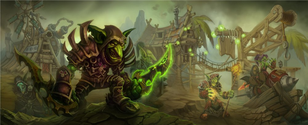 Image des gobelins dans World of Warcraft