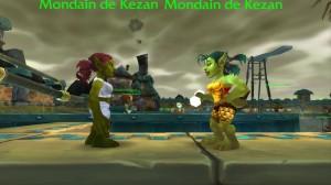 Des gobelins font la fête dans World of Warcraft avant l'arrivée du Cataclysm