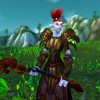 Image d'un druide troll dans World of Warcraft