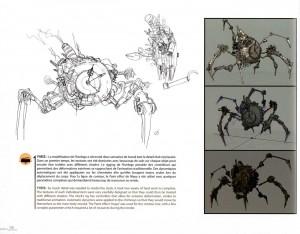 Page 98 de l'art book HS de Wakfu