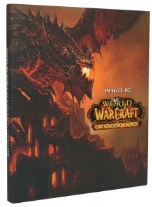 Art Book du jeu Cataclysm (World of Warcraft)