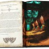 Page 126 de l'Art book Cataclysm (World of Warcraft)