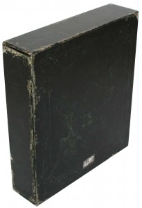 Dos de la Box collector Cataclysm (World of Warcraft)