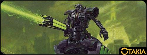 Destroyer Nécron (Warhammer 40.000)