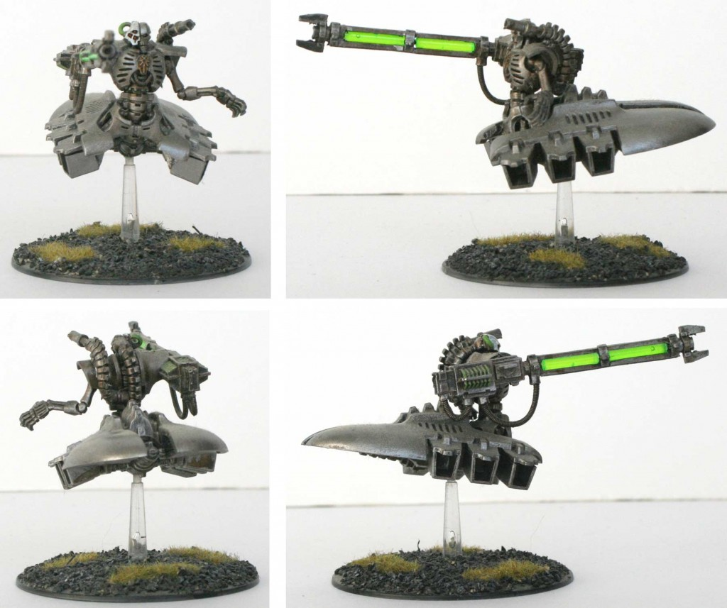 Destroyer Lourd Necron (Warhammer 40.000)