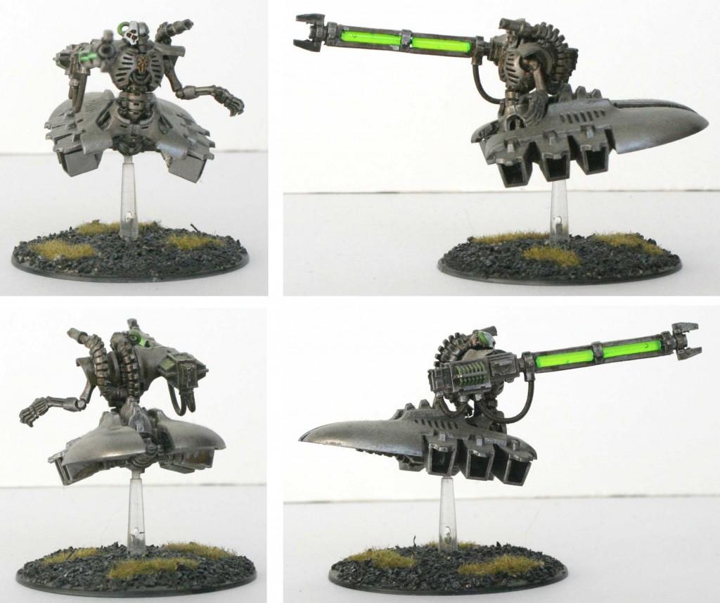 Destroyer Lourd Necron (Warhammer 40.000)