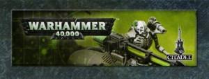 Dessus du Packaging du Destroyer Lourd (Warhammer 40.000)