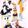Collection de Gashapon des personnages des jeux Capcom