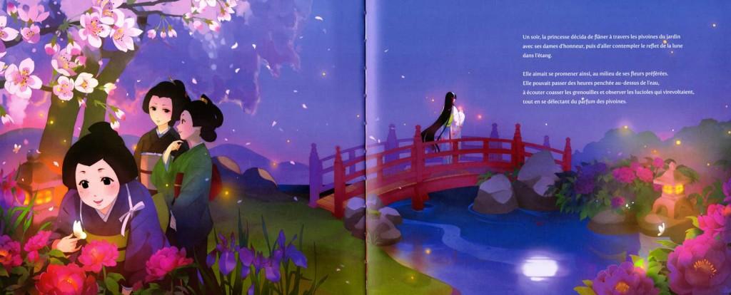 Page 5 et 6 de Princesse Pivoine (nobi nobi !)