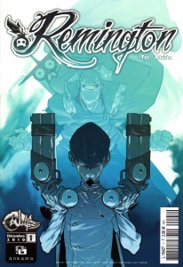 Remington Tome 1 (couverture)