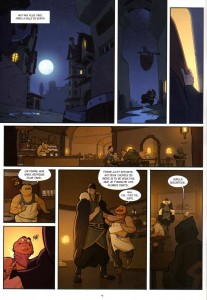 Page 4 du tome 1 de Remington