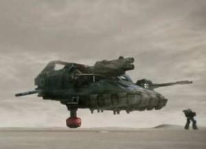 Le Land Speeder sera la machine à combattre