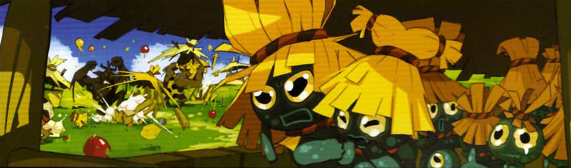 Les flaqueux n'osent pas s'opposer aux taures (Wakfu Heroes)