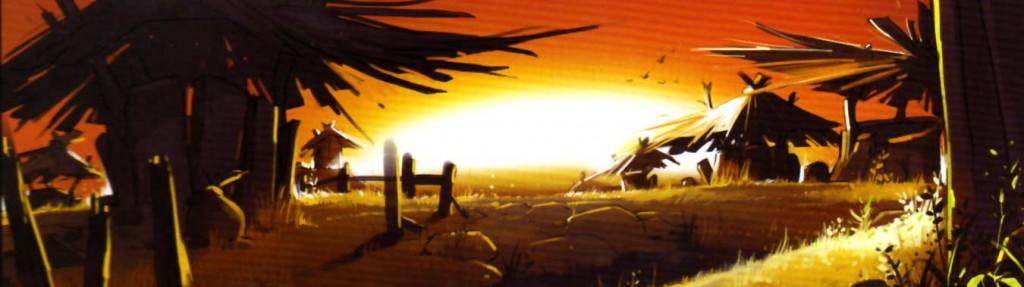 Le village des flaqueux (Wakfu Heroes - Percimol)
