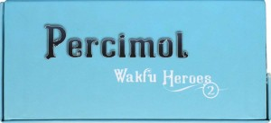 Packaging de la Box collector Wakfu Heroes 2 - Percimol (dessus)