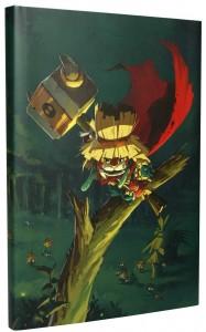 Version collector du Tome 2 de Wakfu Heroes contenu dans la Box