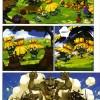 Page 1 du tome 2 de Wakfu Heroes - Percimol