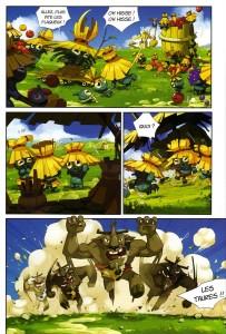 Page 2 du tome 2 de Wakfu Heroes - Percimol