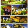 Page 3 du tome 2 de Wakfu Heroes - Percimol