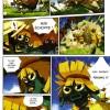 Page 4 du tome 2 de Wakfu Heroes - Percimol