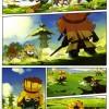 Page 5 du tome 2 de Wakfu Heroes - Percimol
