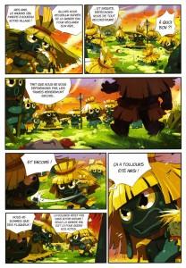 Page 8 du tome 2 de Wakfu Heroes - Percimol