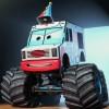 Martin affronte Le Congélateur (Cars - Pixar)