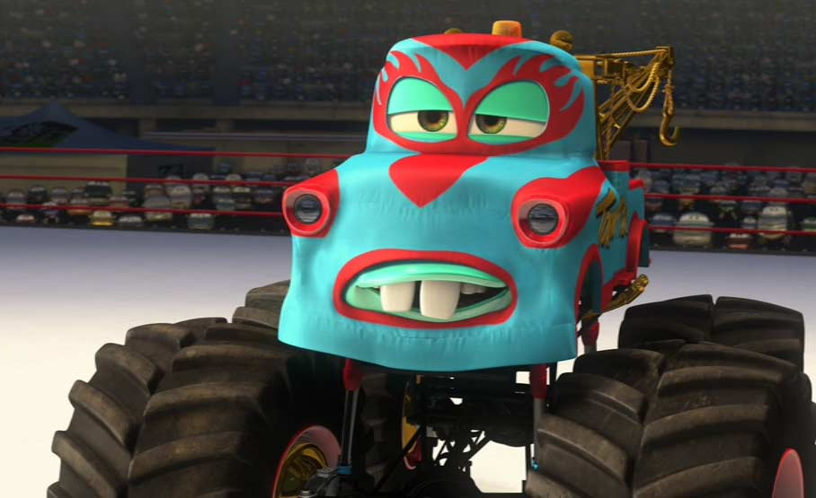Martin Monster Truck (Cars Toon - Pixar)