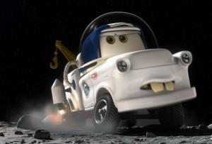 Martin Lunaire - Cosmonaute (Pixar - Cars)