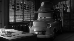 Martin Detective privé (Cars Toon - Pixar)