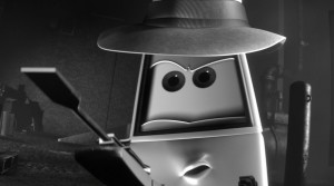 Certains n'apprécient pas l'enquête de Martin (Cars Toon - Pixar)