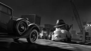 Martin est capturé par Big D et sa bande (Cars Toon - Pixar)