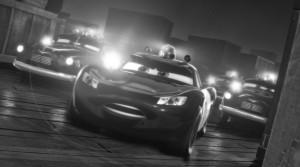 L'inspecteur Flash McQueen intervient (Cars Toon - Pixar)
