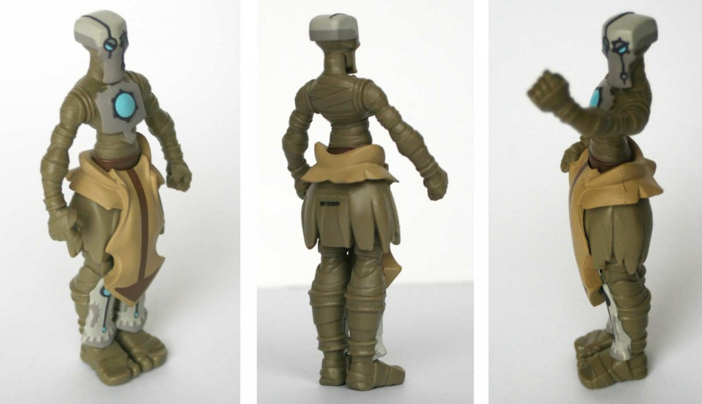 Figurine Wakfu : Nox HW N°3
