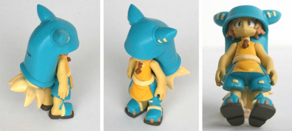 Figurine Yugo  HW N°1 (Wakfu)