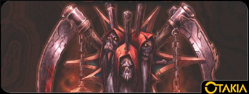 Header Otakia de l'extension Dark Factions du jeu de rôle Warcraft