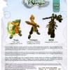 dos du packaging de la figurine Nox - Wakfu HW N°3