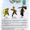 Dos du packaging de la figurine Yugo HW N°1 (Wakfu)