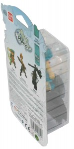 Packaging de la figurine Yugo  HW N°1 (Wakfu)