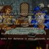 Le texte défile annonçant les objectifs de la mission. Attention, Warcraft 1 ne montre qu'une fois l'objectif et ne propose pas de rappel dans les missions.