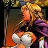 Jaina Portvaillant dans le comics Warcraft