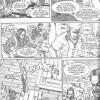Page 2 du chapitre L'excitation de la chasse tiré du manga Warcraft Legends tome 3