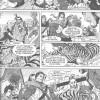 Page 3 du chapitre L'excitation de la chasse tiré du manga Warcraft Legends tome 3