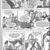 Page 4 du chapitre L'excitation de la chasse tiré du manga Warcraft Legends tome 3